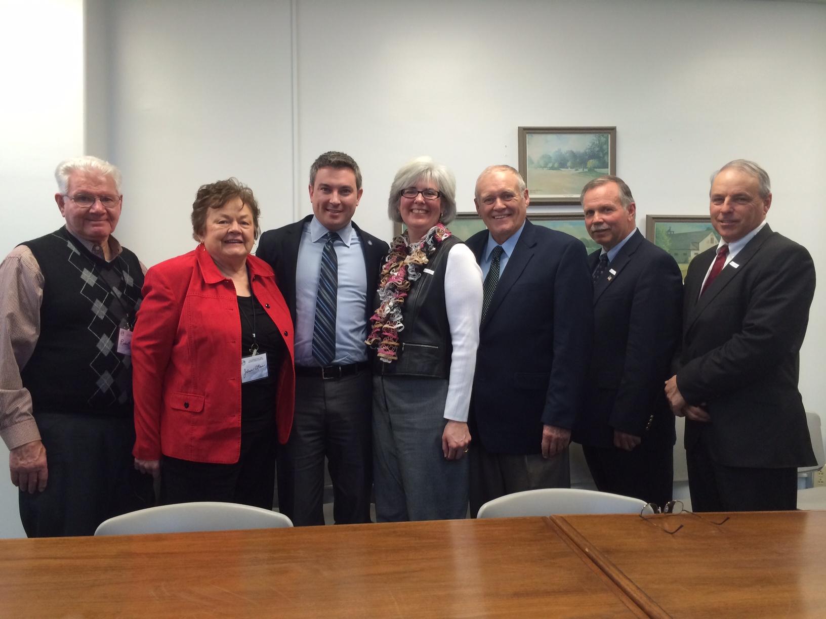 2014 Legislative meeting